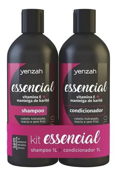 Kit Yenzah Essencial Profissional (2 Produtos)