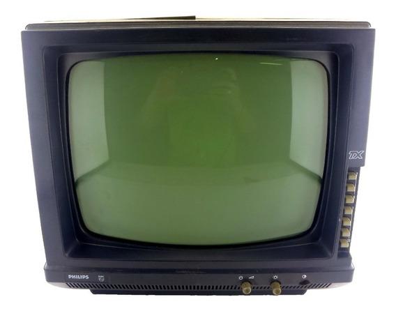 Tv Antiga Philips Tx