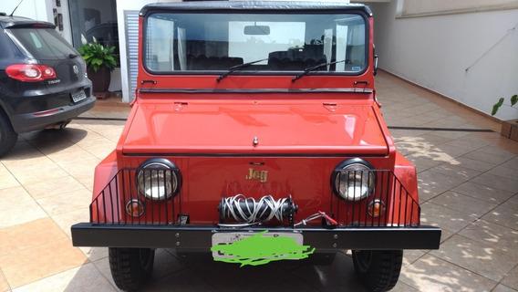 Vw Jeep Jeg Dacunha 1978