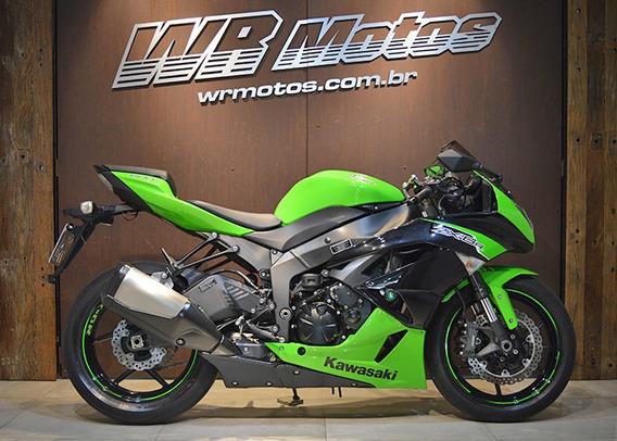 Ninja Zx-6r 600cc