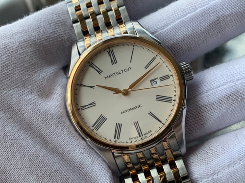 Relógio Hamilton Classic Valiant Automatic H39525214