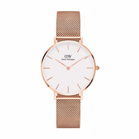 Daniel Wellington | Classic Petite 32mm ( Melrose ) White