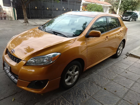 Toyota Matrix 2.4 Xr Qc F Niebla Aleron Tras At 2010