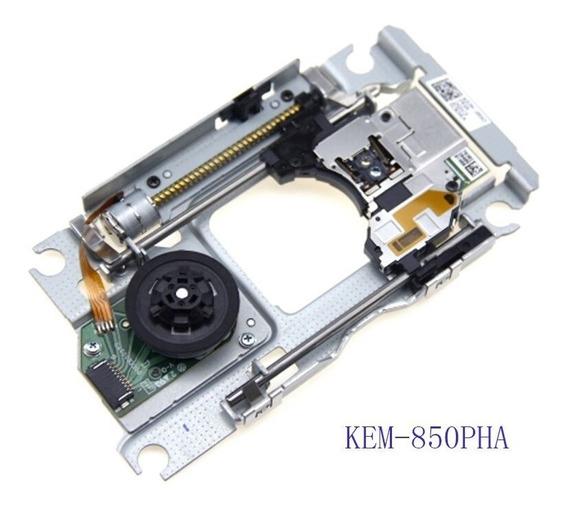 Leitor Óptico Kem-850pha Playstation 3 Com Mecanismo Ps3 Super Slim Kes-850a