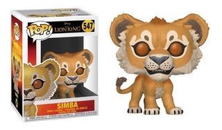 Funko Pop Disney The Lion King Simba 547 Nuevo Vdgmrs
