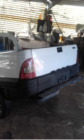 Caja Camioneta Fiat Strada Vendo O Permuto