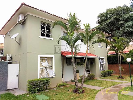 Casa Com 03 Dormitório(s) Localizado(a) No Bairro Parque Villa Flores Em Sumaré / Sumaré - Ca0177