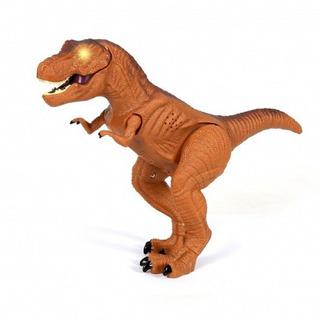 80077 Juguete Dinosaurio T-rex Articulados Luz Sonidos