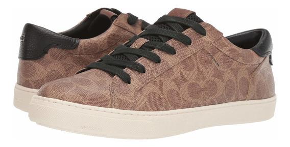 Tenis Hombre Coach C126 Signature Low Top Sneaker N-1616