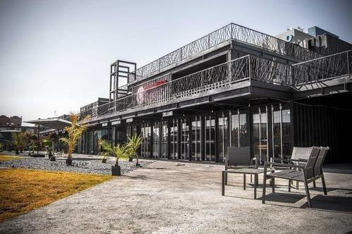 Locales Innovadores Concepto Boxpark Para Emprendedores En Toluca
