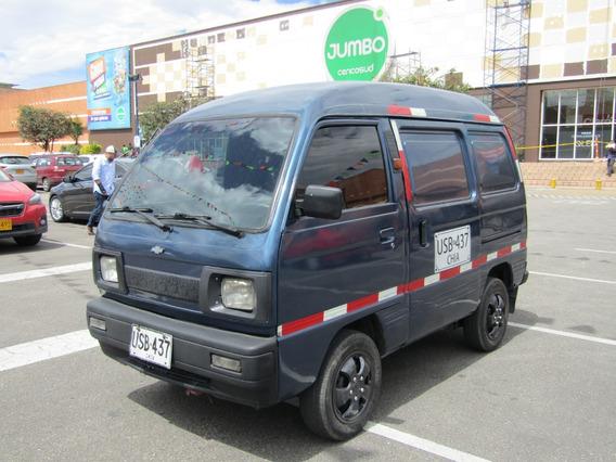 Chevrolet Super Carry Cargo 1000c