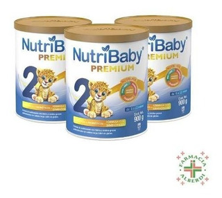 Combo Nutribaby 2 X 900 Gr. X 3 Unidades