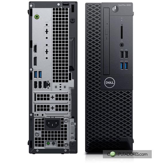 Cpu Dell Optiplex 3060 Sff I5 8º Geração 4gb Hd 500g