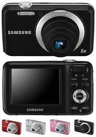 Câmera Digital Samsung 12.2mp Zoom Óptico 5x Prata