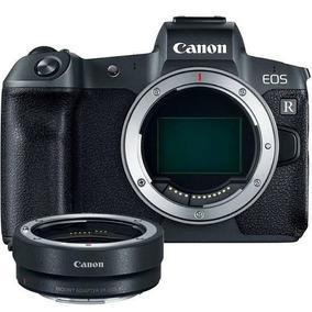 Camera Canon Eos R + Adaptador