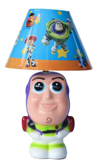 Centro De Mesa Woody Toy Story Buzz Light Year Lampara