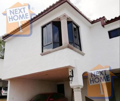 Venta / Renta Casa En Condominio Jesús Del Monte