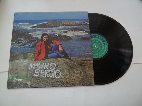 Lp Vinil - Mauro Sergio - 1977