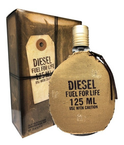 Perfume Diesel Fuel For Life Masculino 125ml