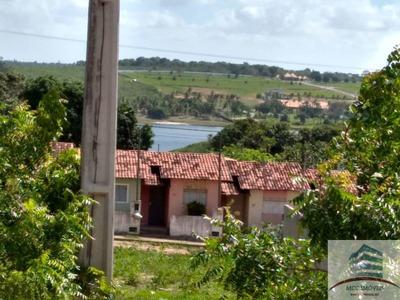 Casa A Venda Em Extremoz Com Vista Para A Lagoa.