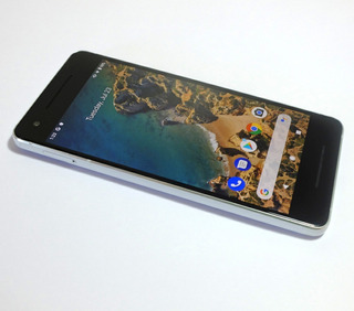 Celular Google Pixel 2 64gb Detalhe Atras