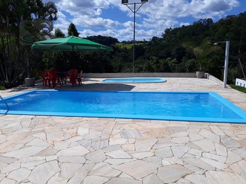 Chácara A Venda No Bairro Jardim Ana Maria Em Itatiba - Sp.  - Ch363-1