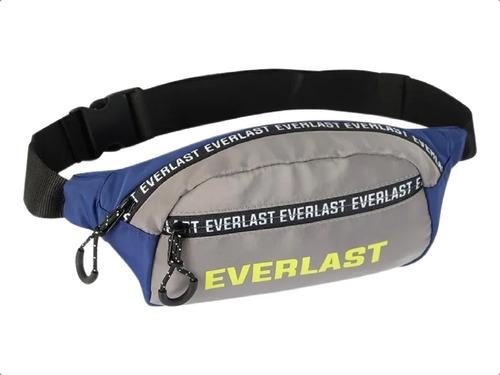 Riñonera Everlast Original Deportiva Unisex Gym Modelo Nuevo