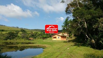 Mini Fazenda Com 11 Alqueires, Rica Em Água Com 05 Casas. - 66 - 33352141