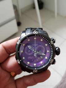 d8ba0c81d Relógio Invicta Venom Reserve Com Defeito Original Usa Lindo