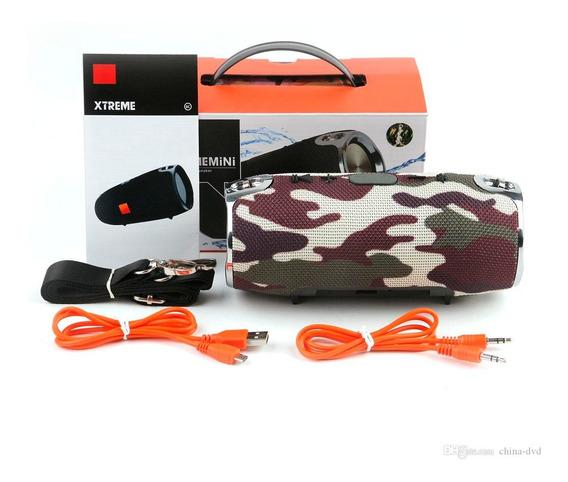 Caixa Som Bluetooth Xtreme Mini Potente 40w *mega Promoção*