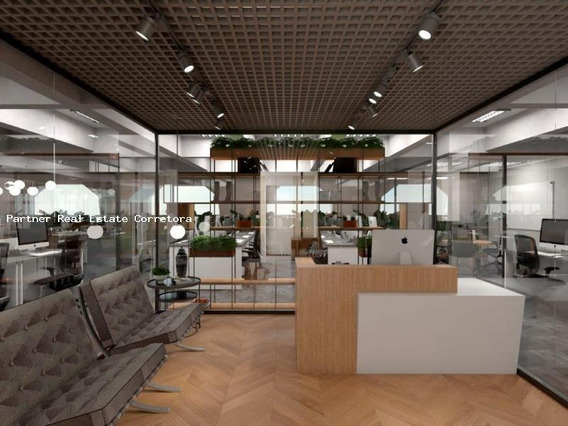 Conjunto Comercial Para Locação Em São Paulo, Itaim Bibi, 1 Dormitório, 4 Banheiros, 4 Vagas - 2791_2-981713