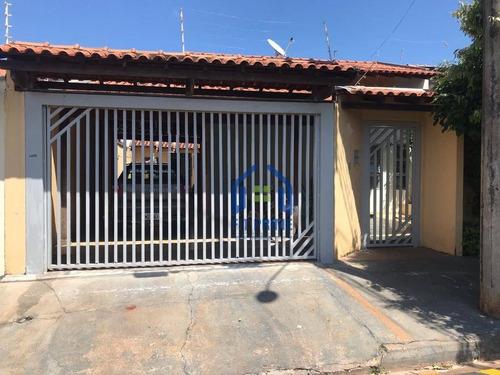 Casa Com 3 Dormitórios À Venda, 150 M² Por R$ 230.000,00 - Parque Das Aroeiras - São José Do Rio Preto/sp - Ca2329