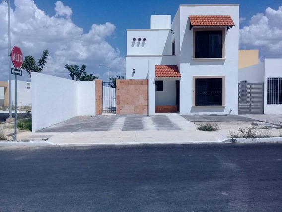 Casa En Renta Calle 19-b, Ciudad Caucel