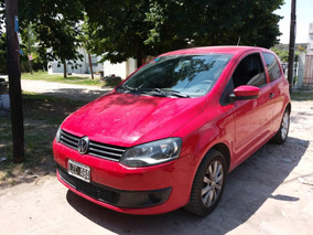 Volkswagen Fox 1.6 Comfortline 3 P 2012