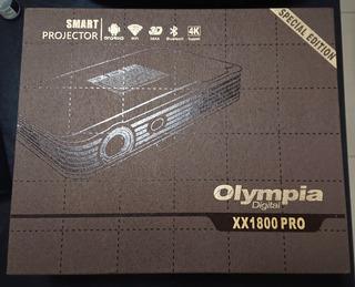 Proyector Olympia Xx1800pro