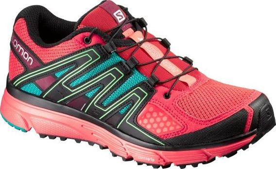 Zapatillas Mujer - Salomon - X-mission 3 - Trail Running