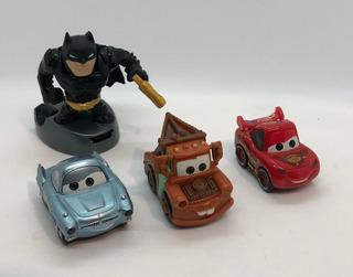 Appmates - Juga Con Los Personajes De Cars/batman En El iPad
