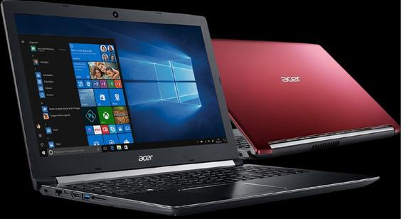 Notebook Acer Aspire 5 8gb Ddr4 Hd 1tb Amd Radeon Rx 540 2gb