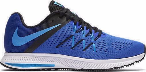 Nike Zoom Winflo 3 Tenis Running 30 Mex