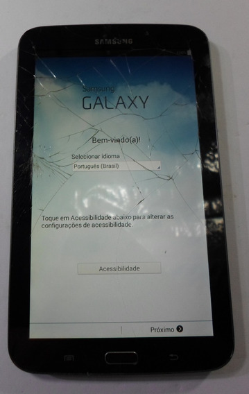 Tablet Samsung Sm T110 (trocar Touch)