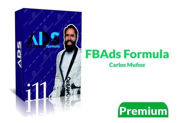 Facebook Ads Formula - Carlos Muños