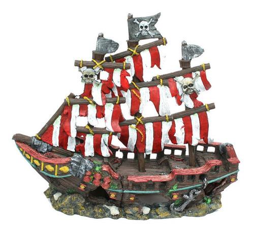 Adornos De Barcos Para Acuarios