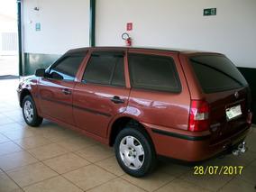 Volkswagen Parati 1.6 4p Gasolina