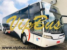 Busscar 360 Scania K124 Trucado 2005/2005 Vipbus