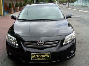 Toyota Corolla 2013 2.0 16v Xei Flex 4p U.d Bx Km Novo !!
