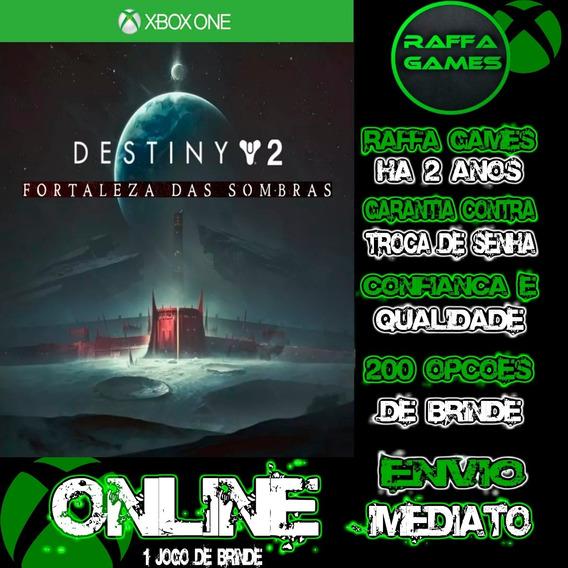 Destiny 2: Fortaleza Das Sombras Deluxe Xbox One + Brinde