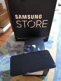 Celular Samsung Galaxy S10 E Black