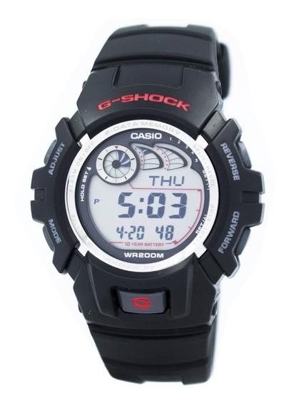 Relógio Unisex Casio G-shock Digital G-2900f-1vdr - Preto