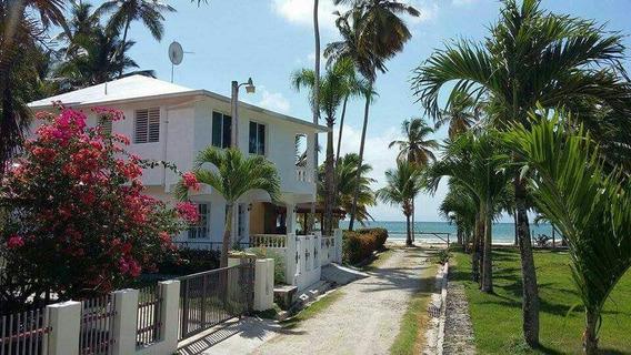Villa Amueblada En La Playa En Complejo Residencial