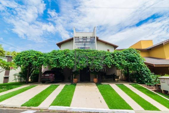 Casa Com 5 Dormitórios À Venda, 430 M² Por R$ 2.480.000,00 - Barão Geraldo - Campinas/sp - Ca6180